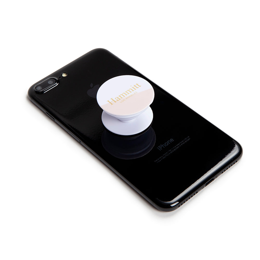 Pop Socket | White