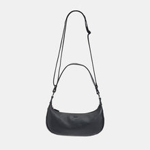 Load image into Gallery viewer, Becker-Sml-Black-Crossbody-View