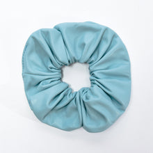 Load image into Gallery viewer, Scrunchie-Lrg-Blue-Skies-Front-View
