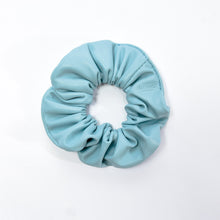 Load image into Gallery viewer, Scrunchie-Sml-Blue-Skies-Front-View