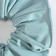 Load image into Gallery viewer, Scrunchie-Lrg-Blue-Skies-Detail-View
