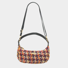 Load image into Gallery viewer, Becker-Sml-Electric-Tweed-Crossbody-View