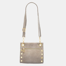 Load image into Gallery viewer, Tony-Sml-Grey-Natural-Crossbody-View