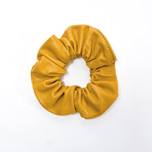 Load image into Gallery viewer, Scrunchie-Sml-Yellow-Front-View