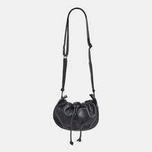 Load image into Gallery viewer, Cooper-Black-Crossbody-View