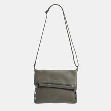 Load image into Gallery viewer, VIP-Med-Olive-Crossbody-View