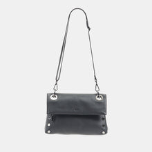 Load image into Gallery viewer, VIP-Montana-Med-Black-Crossbody-View