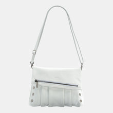 Load image into Gallery viewer, VIP-Med-White-Fold-Crossbody-View