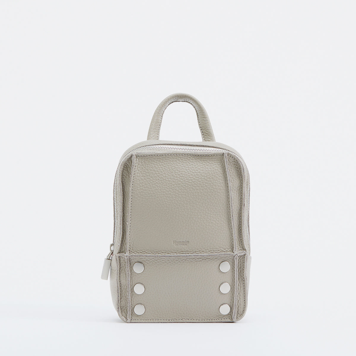 Hunter-Mini-Cozy-Grey-Front-View