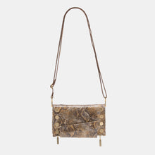 Load image into Gallery viewer, Levy-Limestone-Snake-Crossbody-View
