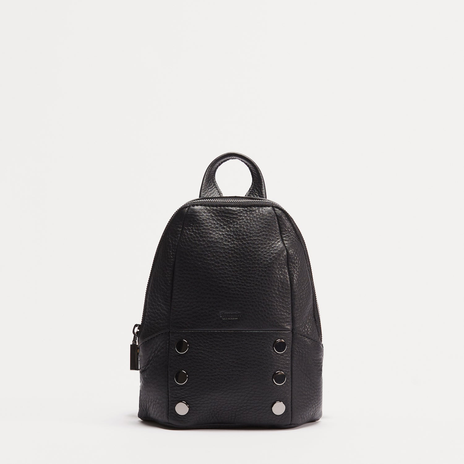 Hunter-2-Sml-Black-Front-View