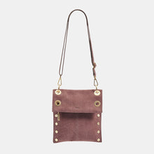 Load image into Gallery viewer, Montana-Rev-Med-Rose-Natural-Crossbody-View