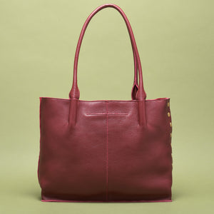 Oliver-Zip-Crimson-Back-View