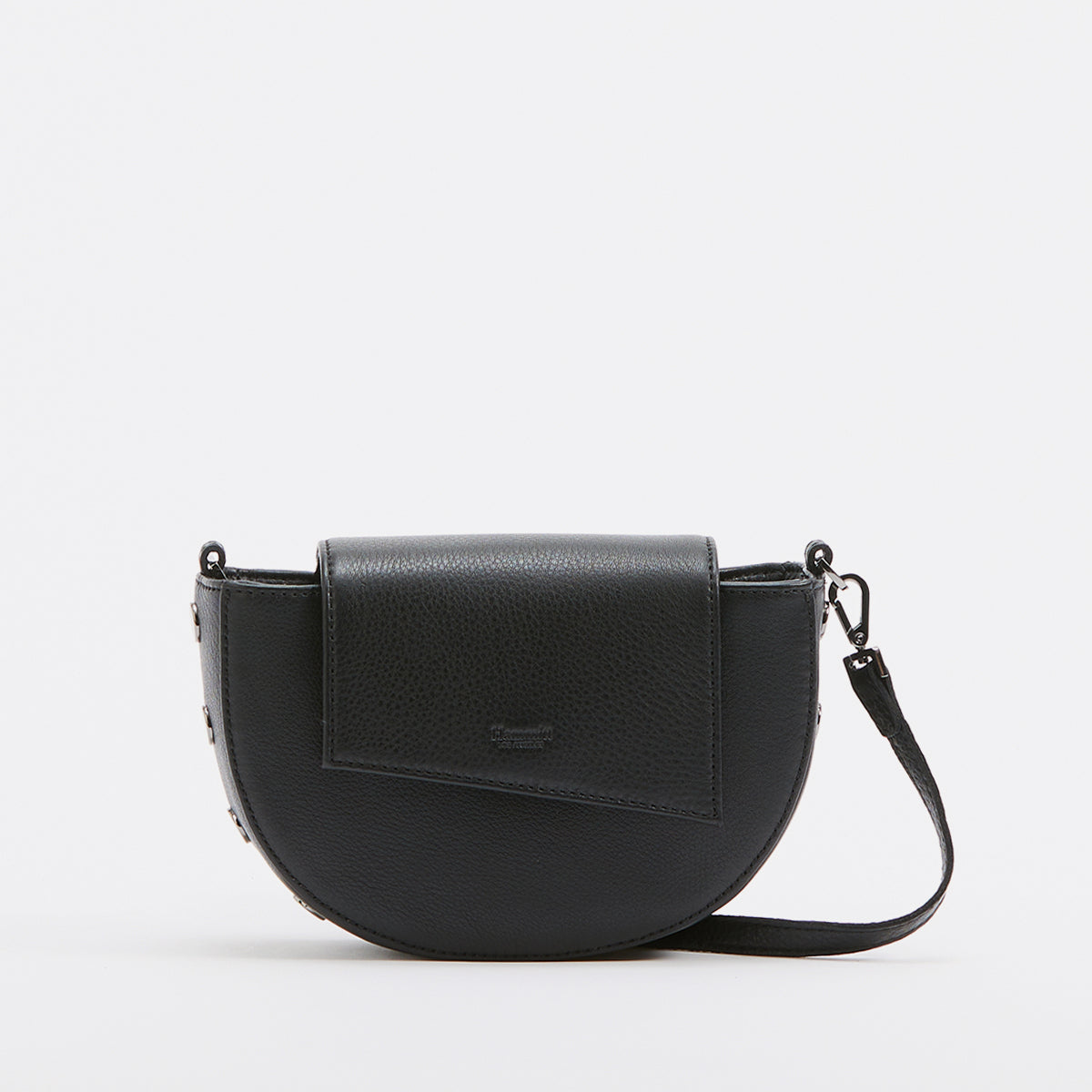 Neil-Crossbody-Black-Front-View