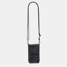 Load image into Gallery viewer, 310-Black-Thatch-Crossbody-View