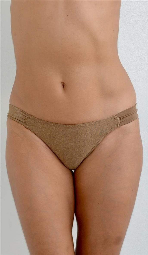 Barra Bella Bronze Cheeky Brazilian Bikini Bottom