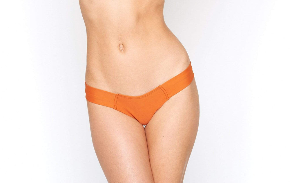 Montce Swim Terracotta Uno Swimsuit Bottom
