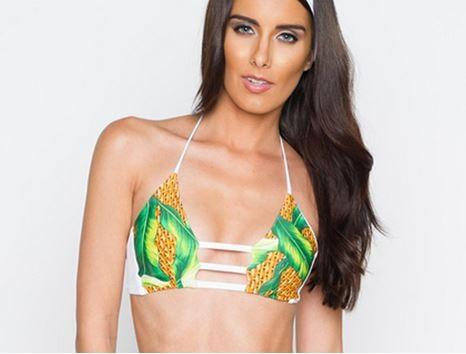 Montce Swim Palmas/Sand Dollar Oye Swimsuit Top