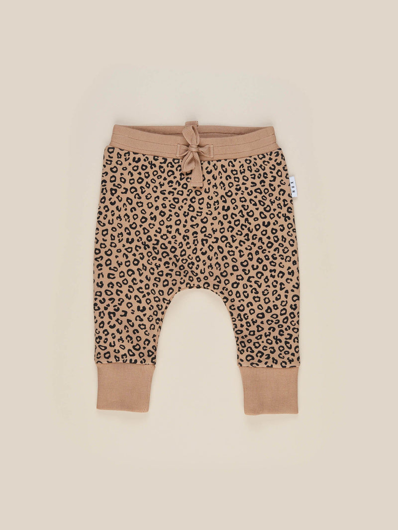 Huxbaby - ANIMAL DROP CROTCH PANT