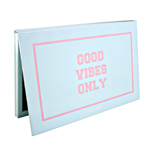 Good Vibes Only Large Altair Empty Magnetic Palette