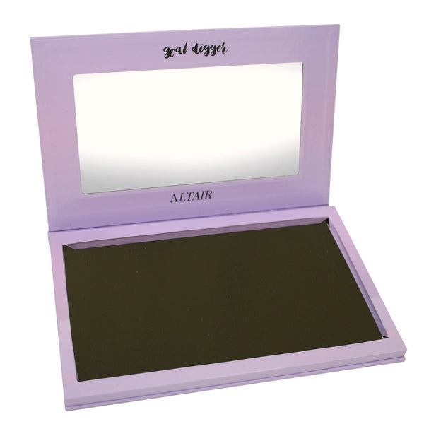 Slight Cosmetic Flaws SALE! Goal Digger Large Altair Empty Magnetic Palette
