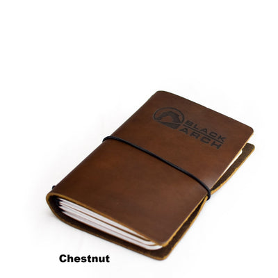 Black Arch Holsters Notebook