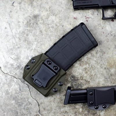 Black Arch AR-15 Mag Carrier