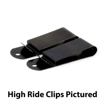 High Ride Clips