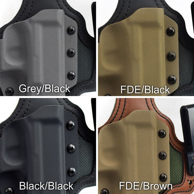 Dual Clip IWB Protos-M® with Dri-Matrix™ breathable Backer