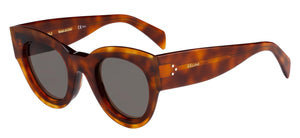 Celine Sunglasses CL 41447/S Dark Havana