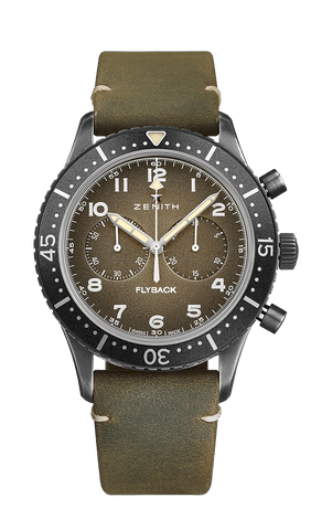 Zenith Cronometro Tipocp-2 Flyback 43mm