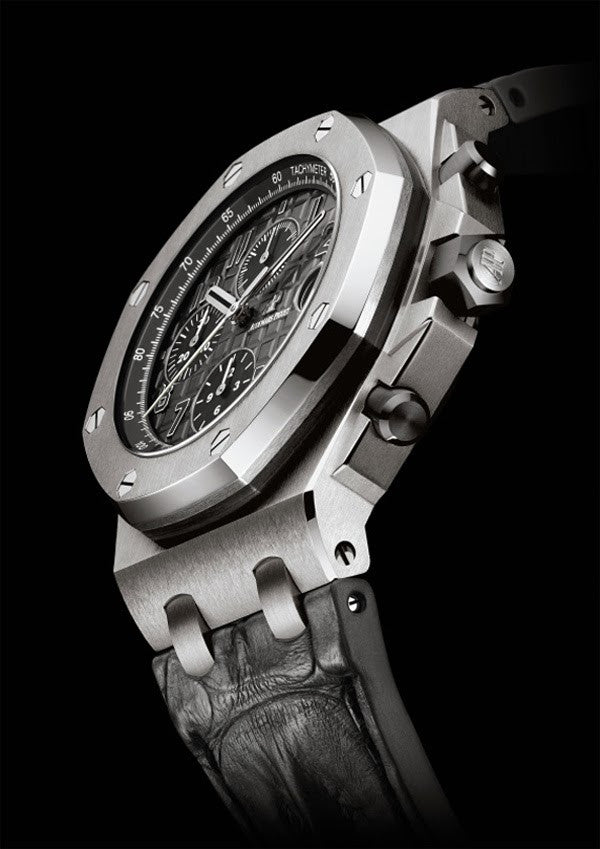 Audemars Piguet Royal Oak 42mm Offshore Chronograph Steel Grey