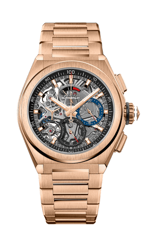 Zenith Defy 18ct Solid Rose Gold