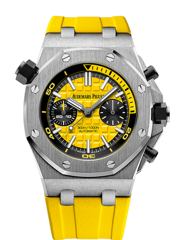 Audemars Piguet Royal Oak 42mm Offshore Diver Chronograph