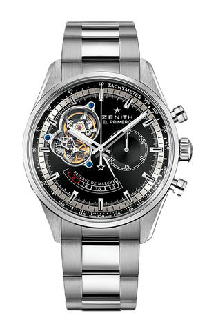 Zenith Chronomaster Power Reserve 42mm SS Bracelet