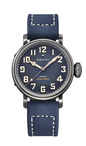 Zenith Pilot Type 20 40mm Blue Limited Edition