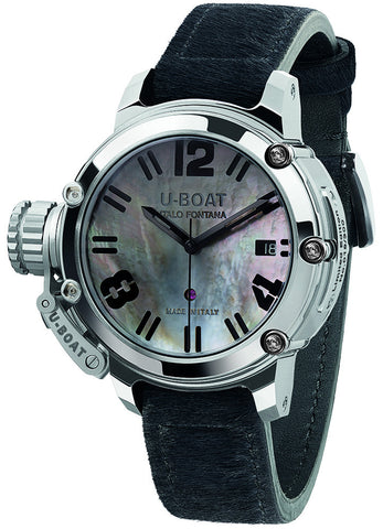 U-Boat Chimera 8019 40mm Mother of Pearl