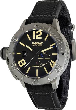 U-Boat Sommerso 46mm Stainless Steel.