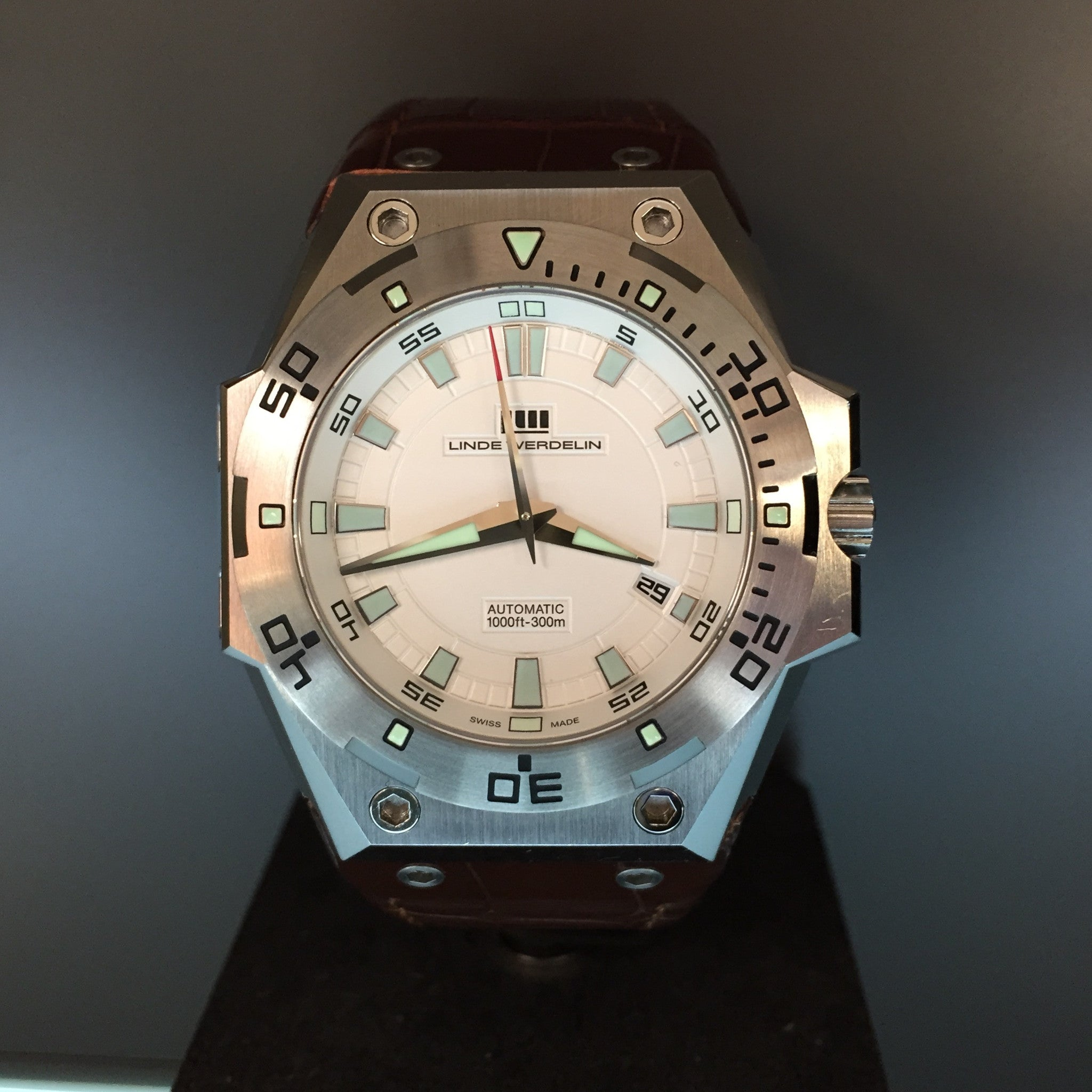 Pre-owned. Linde Werdelin One 2.2
