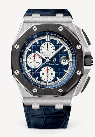 Audemars Piguet Royal Oak 44mm Offshore Chronograph Platinum