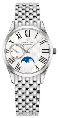 Zenith Elite Ultra Thin Moonphase 33mm