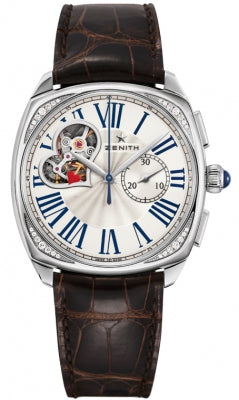 Zenith Heritage Icons Star Open 37mm