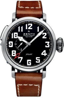 Zenith Heritage Pilot Type 20 GMT 48mm