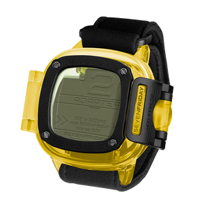 SevenFriday HDB2 Yellow