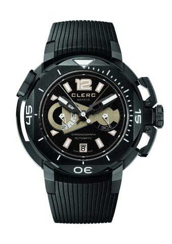 Clerc CHY-216 Black