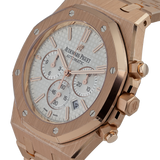 Audemars Piguet Royal Oak 41mm Chronograph Rose Gold