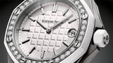 Audemars Piguet Royal Oak 37mm Offshore White Rubber Diamond Bezel