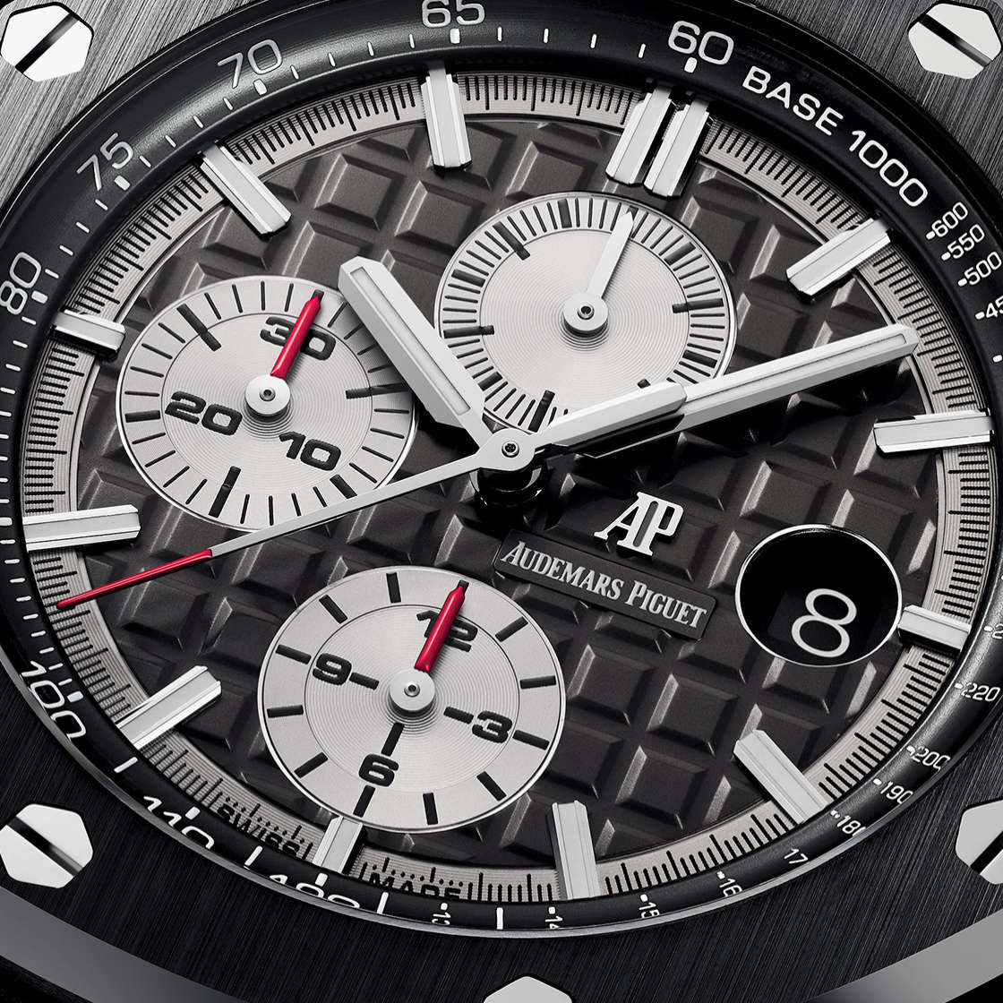 Audemars Piguet Royal Oak 44mm Offshore Chronograph Titanium