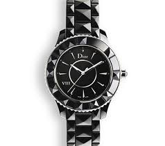 Dior VIII 33mm Black Ceramic