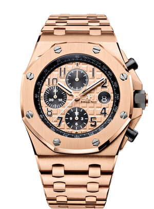 Audemars Piguet Royal Oak 42mm Offshore Chronograph Rose Gold